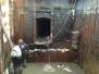 Sanierung der Schleuse in Kasenort
