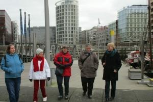 Ausflug der KGW Mädelz nach Hamburg