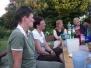 Besuch der Kegeldamen 2010