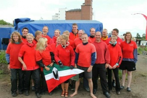 Drachenbootcup 2012