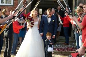Hochzeit von Kristof und Franziska