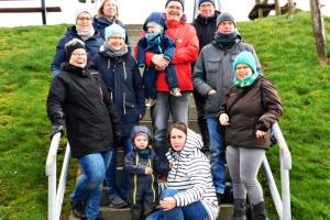 Winterwanderung mit anschließendem Kaffee und Kuchen im Bootshaus – mit Seehund watching